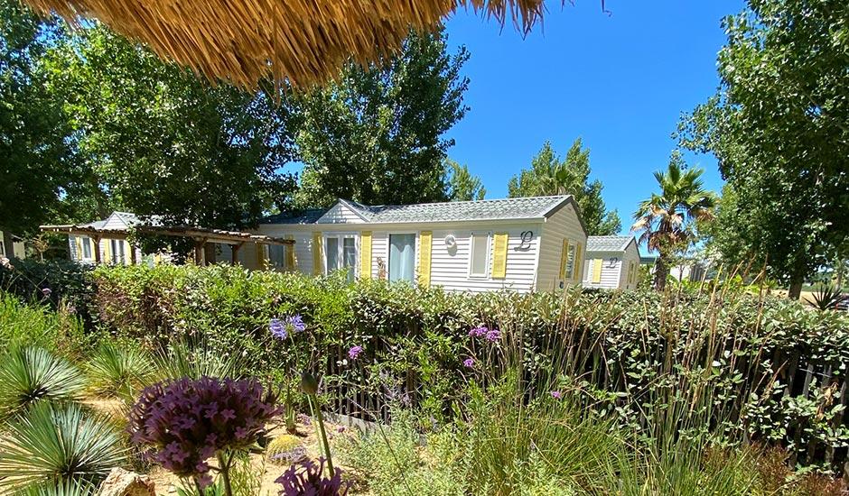 reserver vacances proche nature dans l'herault